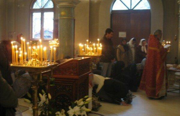 Сербия, Белград, Русская церковь