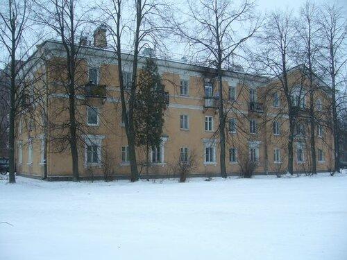 ул. Лётчика Пилютова 16к2