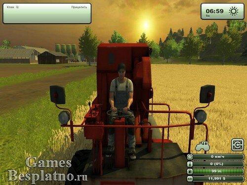 Farming Simulator 2013 / Симулятор Фермера 2013