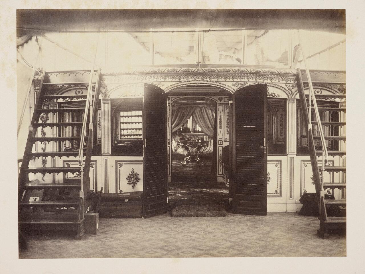 1 марта 1862. Баржа Мухаммада Саид Паши