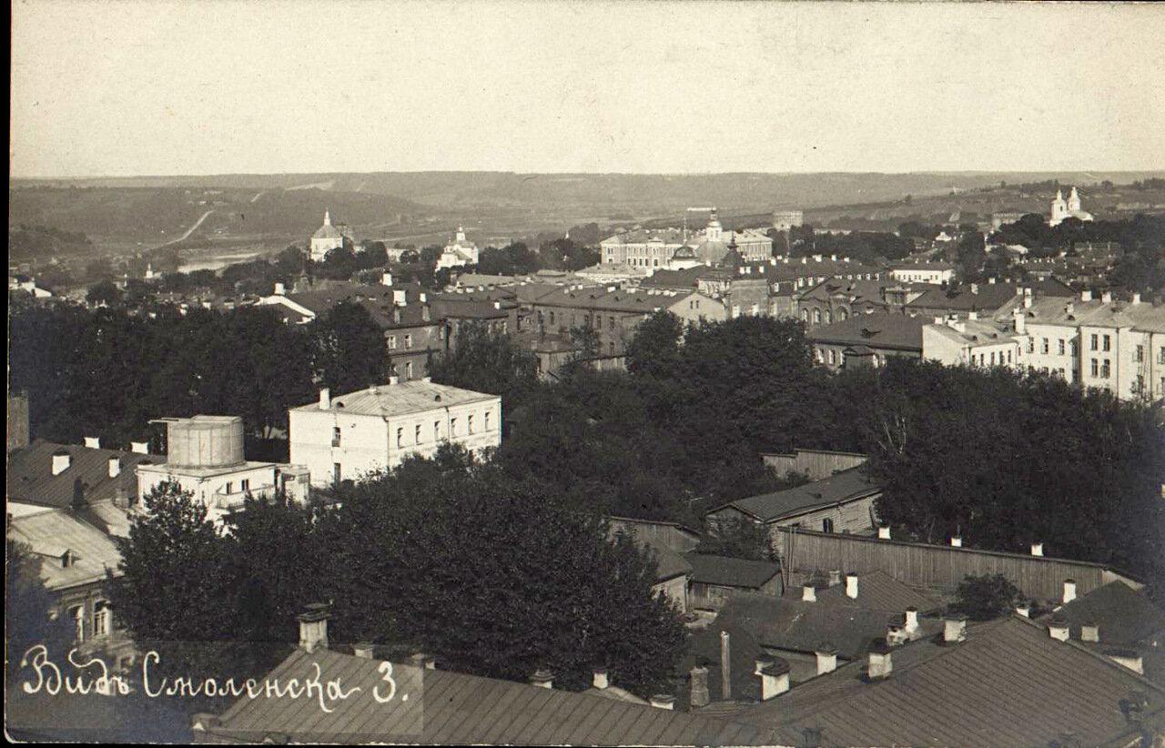 Панорама Смоленска 3