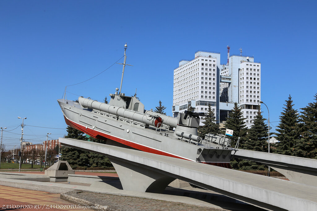 Калининград за один день