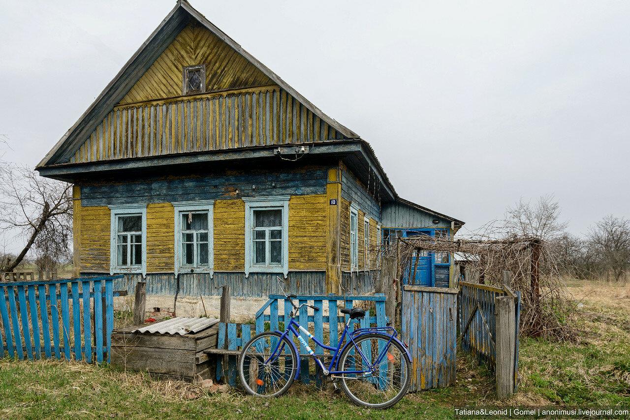 Кривча. Брагинский р-н. Беларусь