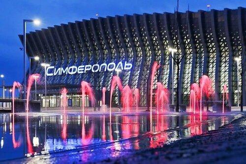 Вчесть нового терминала аэропорта «Симферополь» «Почта Крыма» выпустила почтовую карточку