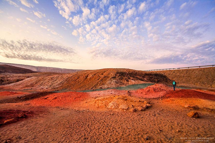 Ближний Восток водопад Иерусалим Израиль пустыня Средиземное море Тель-Авив цветы