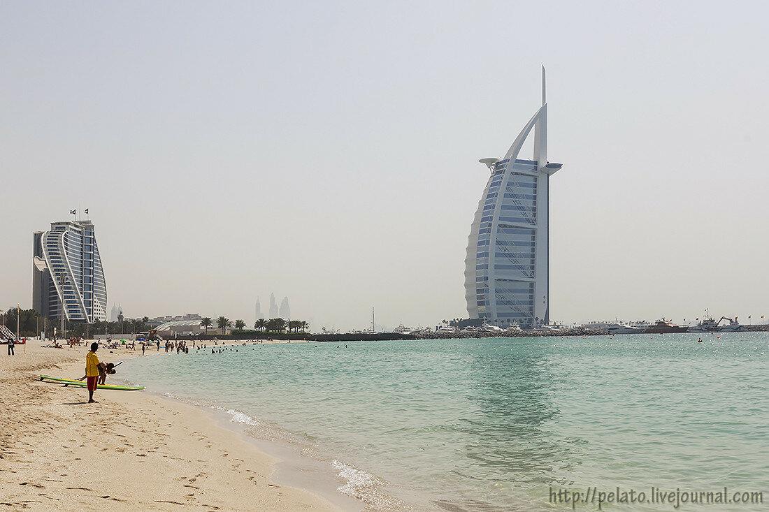 Бурдж-эль-Араб Dubai Дубаи ОАЭ UAE