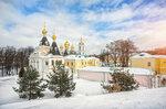 Зимний Кремль Дмитрова