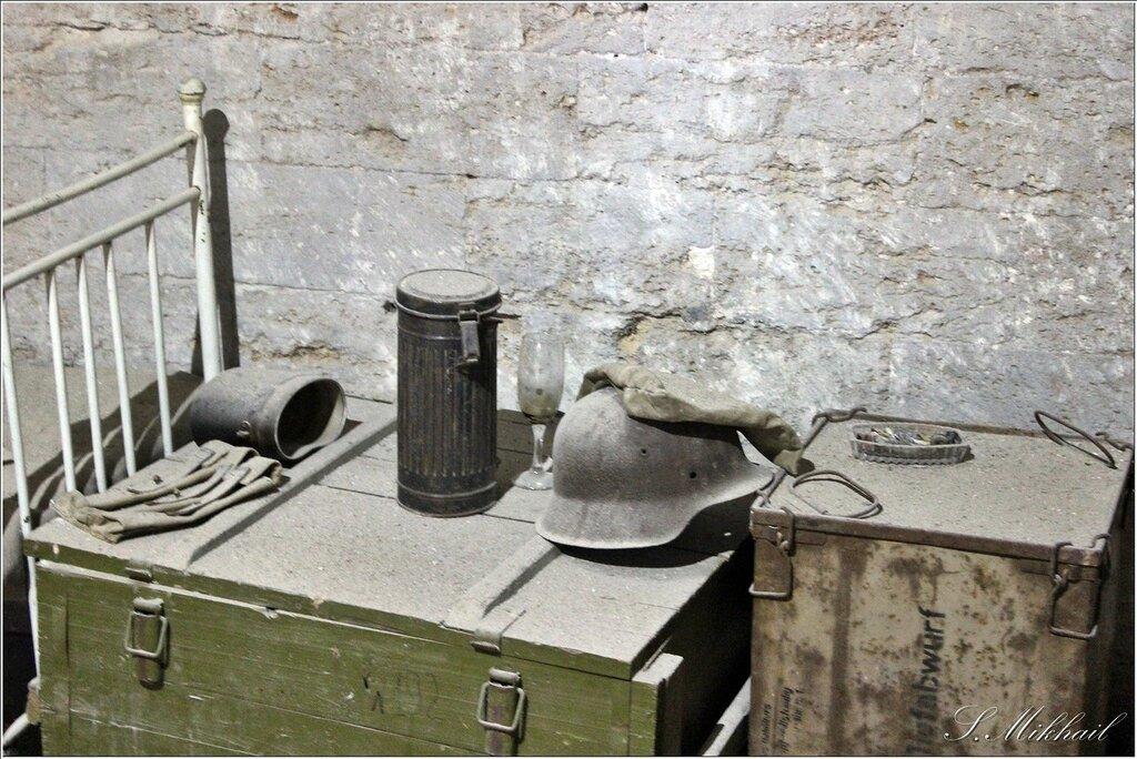 Военно-исторический музей «Михайловская батарея». Третья часть. Севастополя, России, здесь, стороны, Инсталляция, военных, войне, также, истории, экспонаты, время, война, Россия, обороны, часть, второй, пункт, которая, Гражданская, города