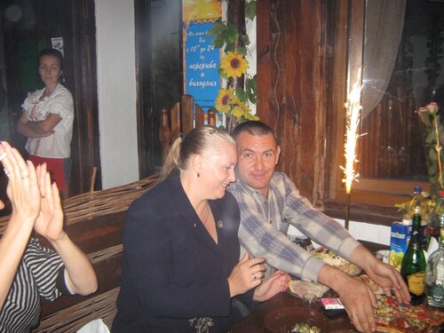 Именинники кафе-бара Пивна Хата