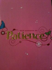 Упаковка Садовой Патиенс / Garden Patience