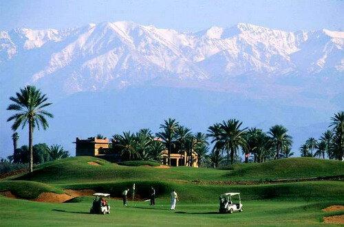 В Марокко делают ставку на пляжный и горнолыжный отдых