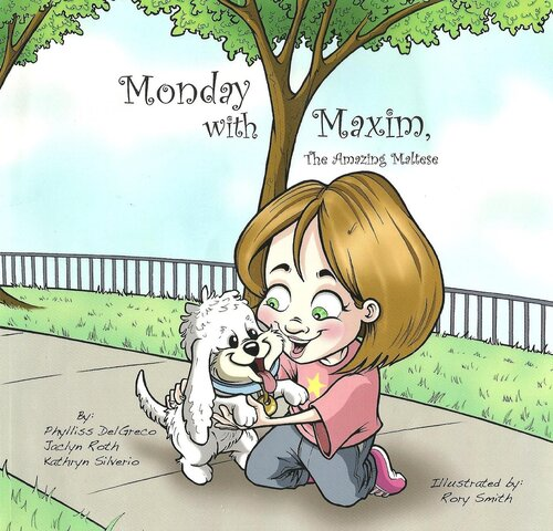 Понедельник с Максимом, великолепной мальтийской болонкой