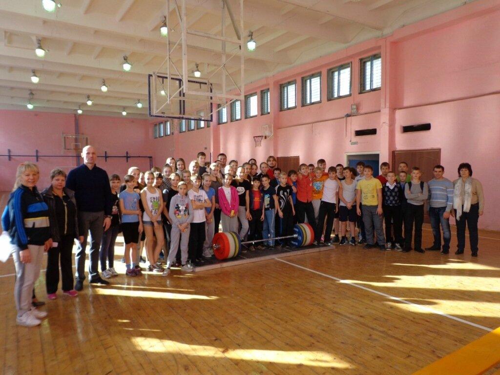 спорт открывает двери, красноярск, школа 143