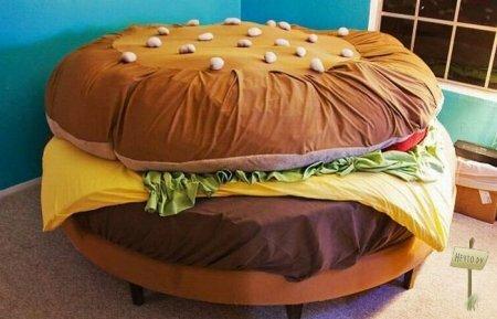 Такие разные кровати
