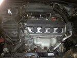 Купить контрактный двигатель б/у HONDA CIVIC 1.6 VTEC .