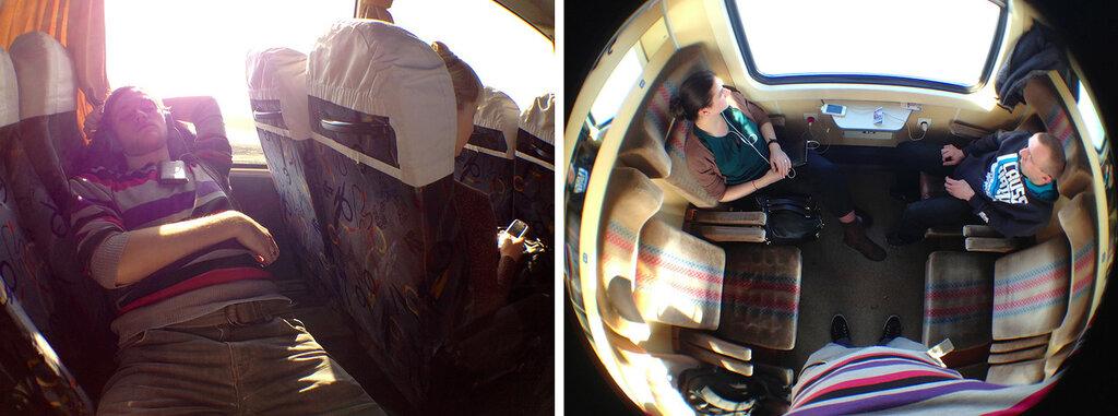 Втрусах в транспорте фото 99-535