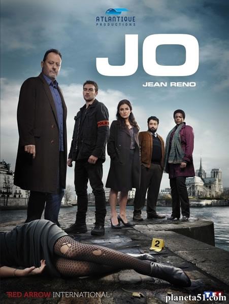 Джо (1 сезон: 1-8 серии из 8) / Jo / 2013 / ПМ (Первый канал) / BDRip + BDRip (720p)
