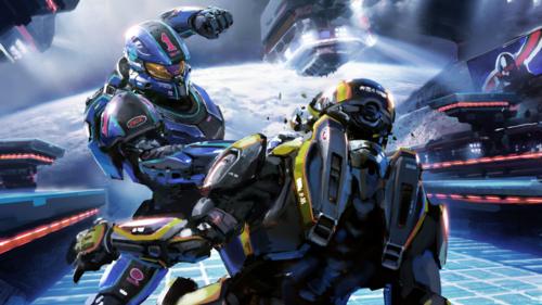 Halo 5 Вне конкуренции [Off to the Races]