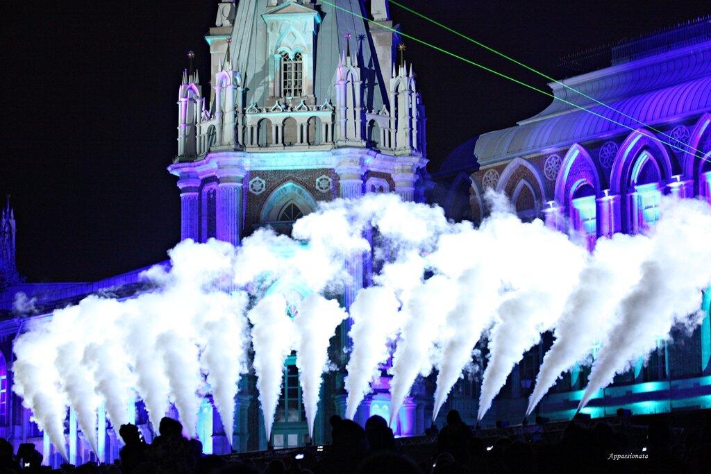 """""""Круг Света"""" в Царицыно 2013"""