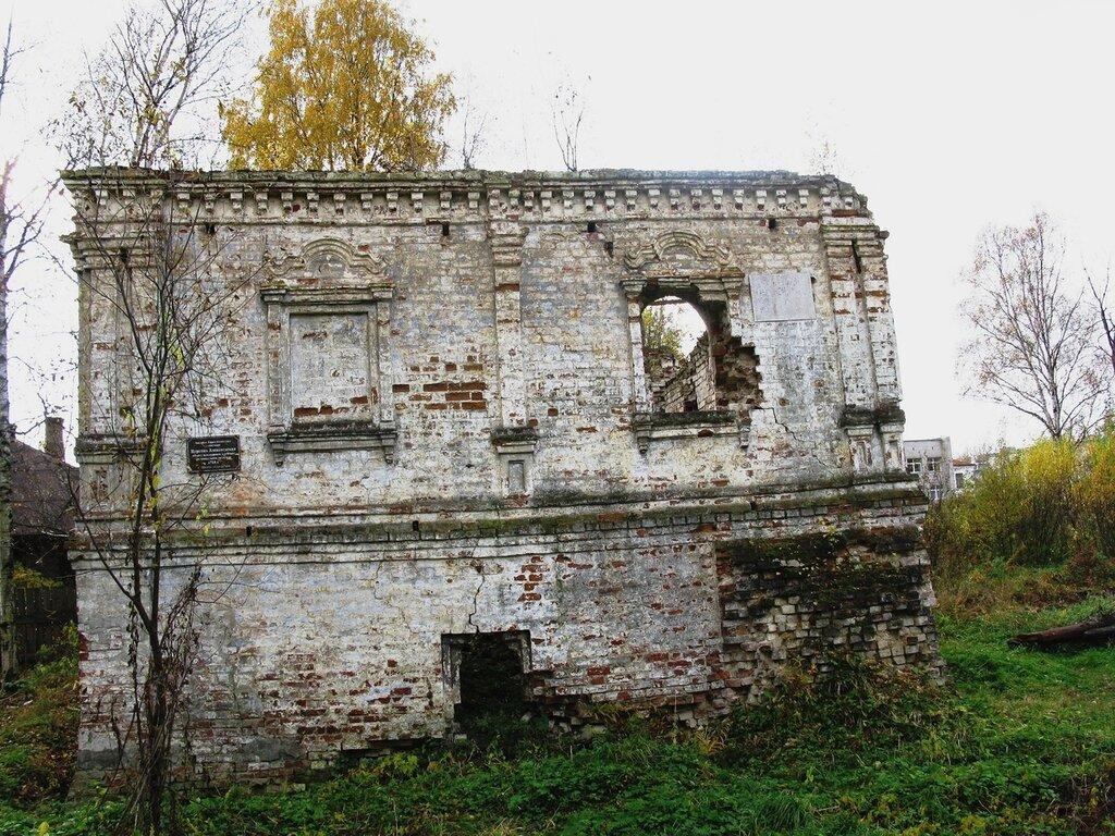 Алексеевская надвратная церковь