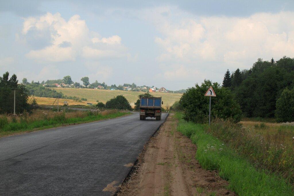 Деревня Турбичево