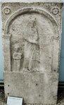 Стела надгробная Психарион, жены Маса. Iв.н.э.