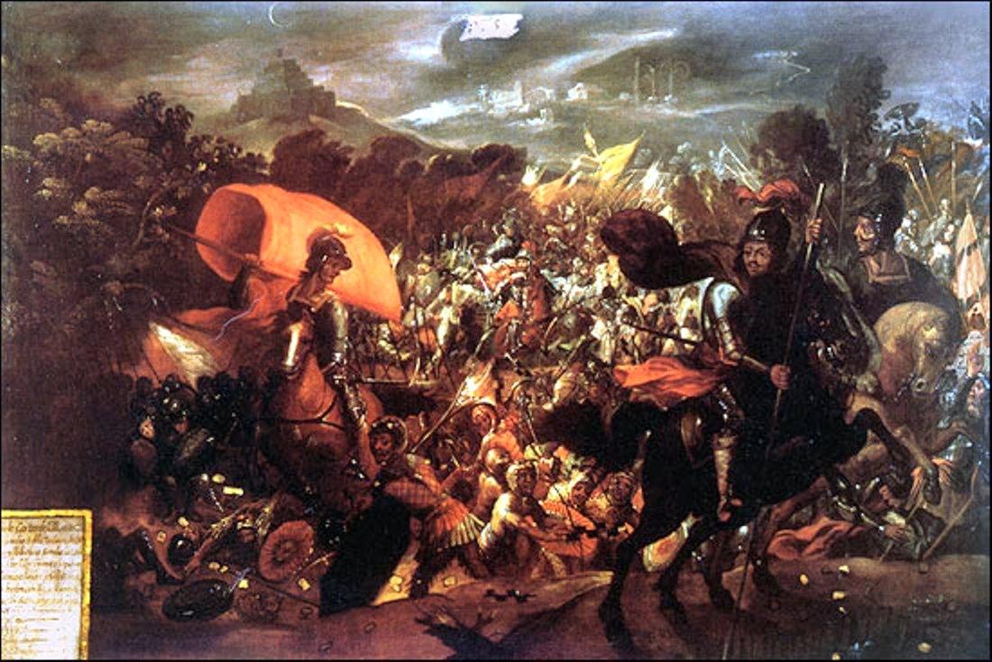 «Ночь печали». Картина неизвестного художника, вторая половина XVII века.jpg