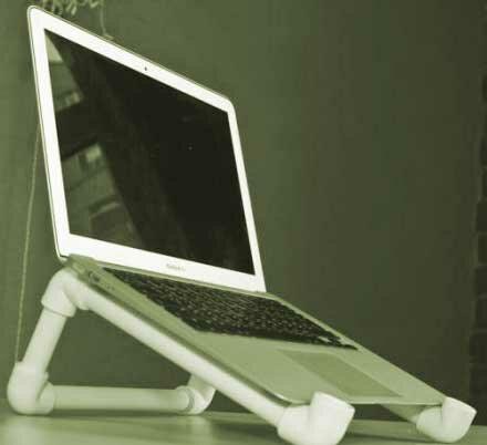 Разборной накроватный столик для ноутбука