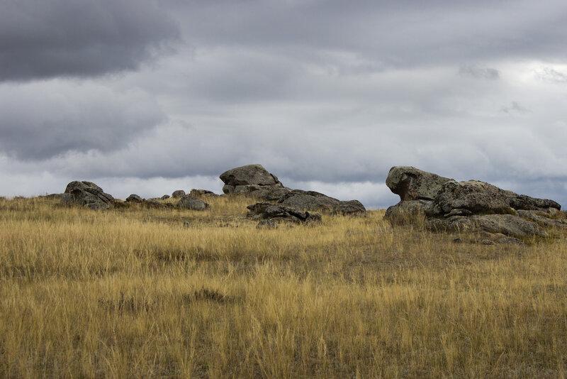 камни-останцы