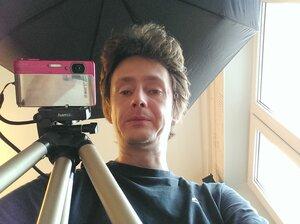 HTC One mini, фронтальная камера