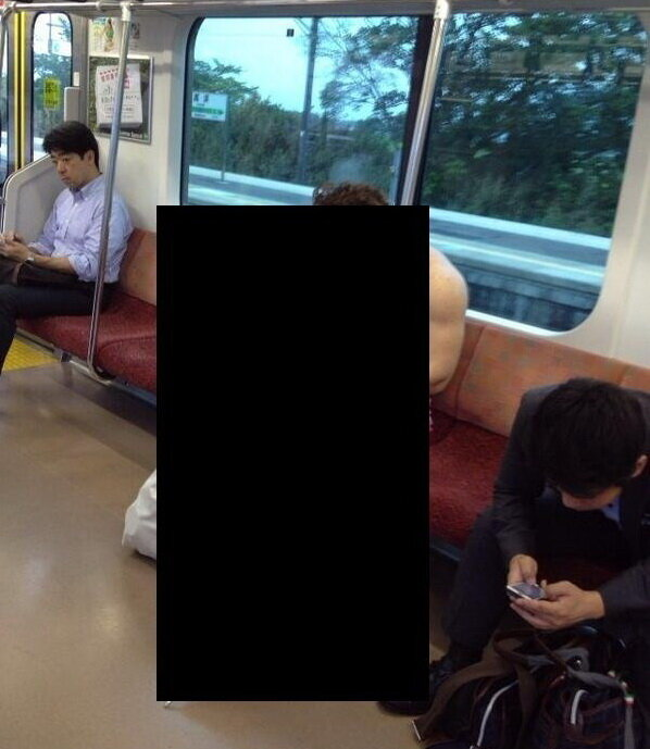 Внезапно в метро