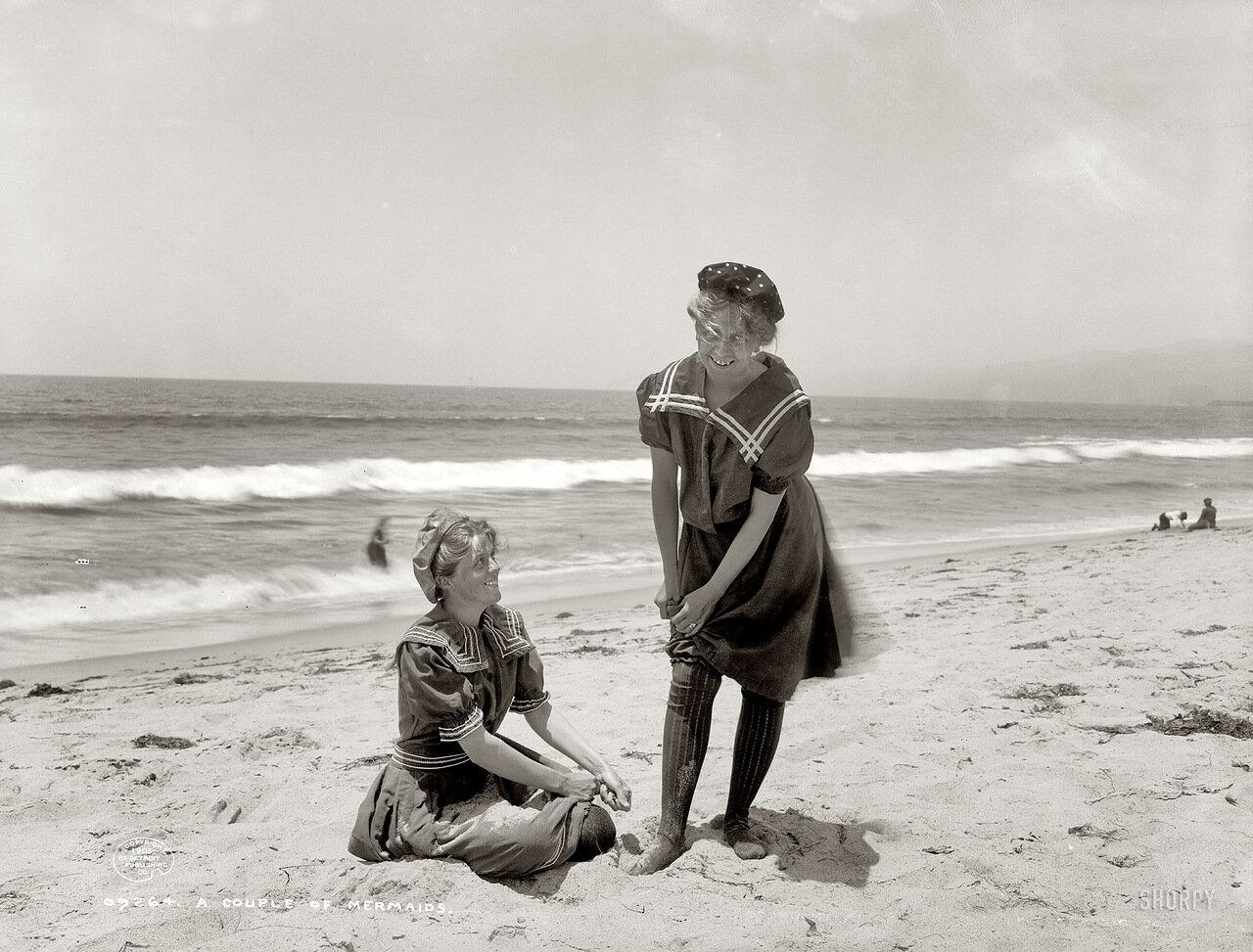 1905. Выброшенные на берег