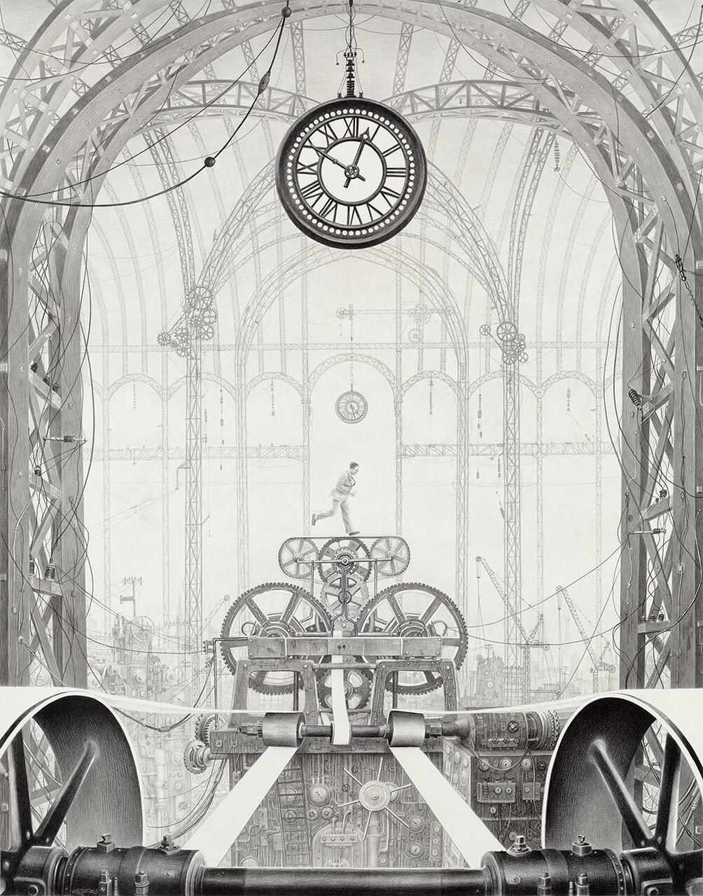Путешествие во времени. 2008