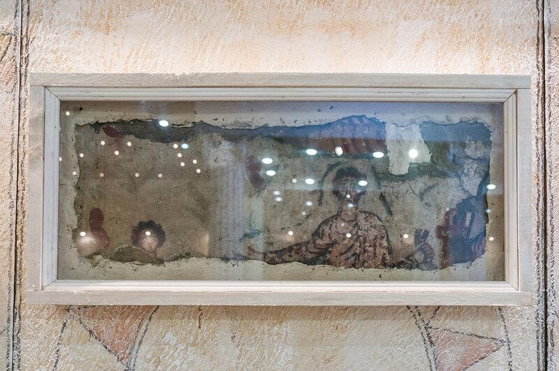 Фрески из Склепа Геракла