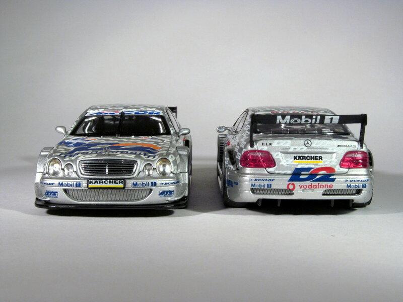 Mercedes-Benz CLK DTM AUTOart 1:43