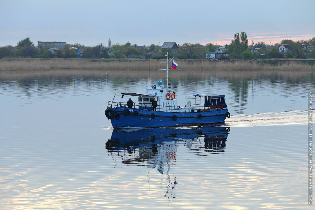 Волжский Служебно-разъездной катер тип «Ярославец»
