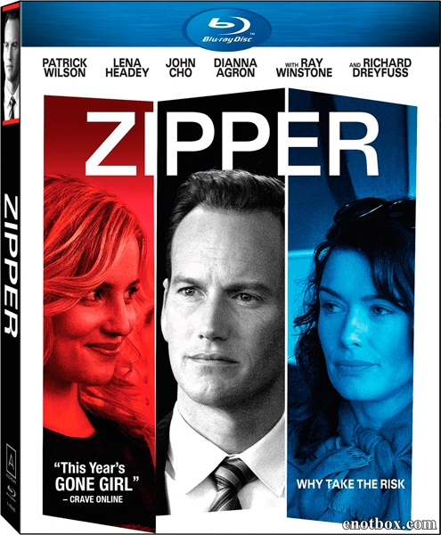 Молния / Zipper (2015/BDRip/HDRip)