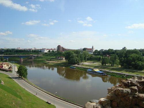 Отдых в Беларуссии: Неман и Гродно
