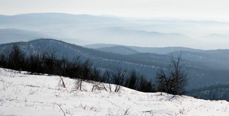 Панорамный вид на Аджигардак (03.10.2013)