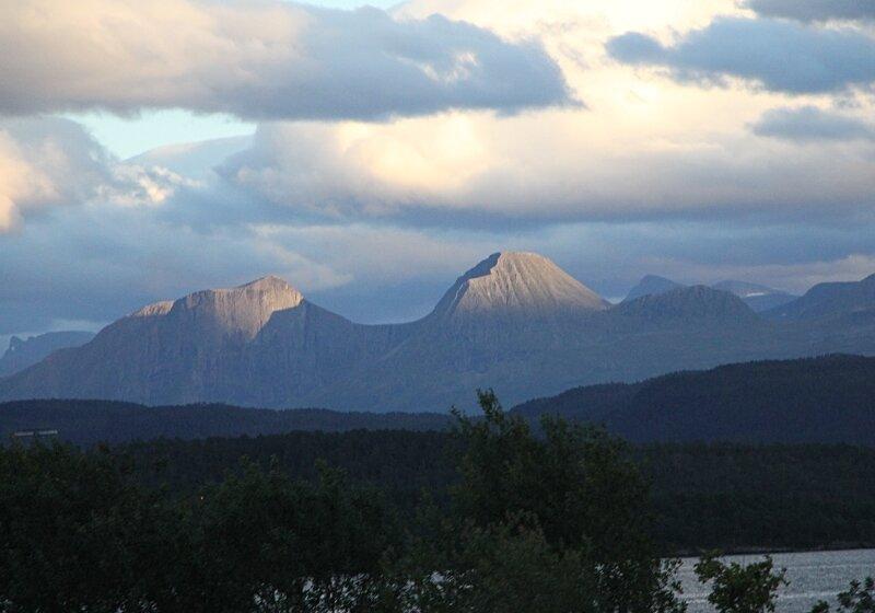 Западная Норвегия, Ромсдалфьорд