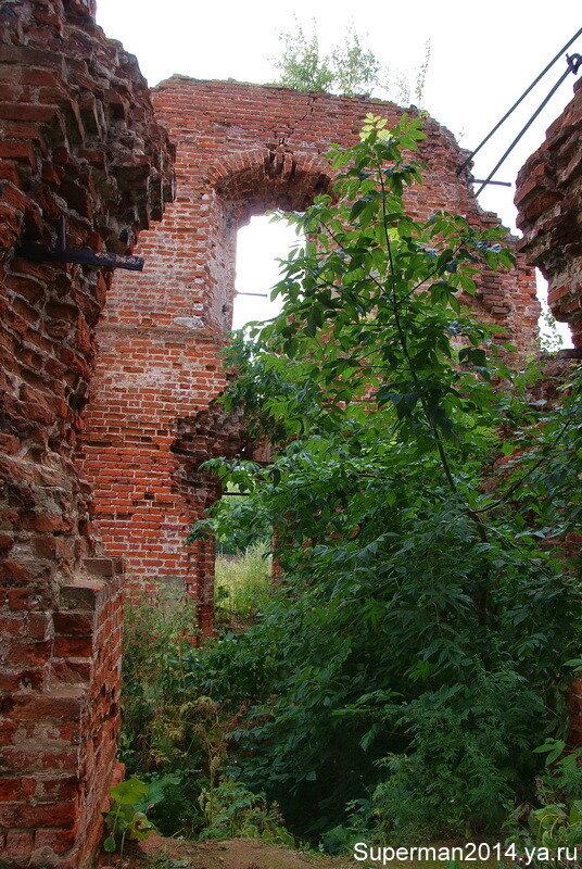 Ростов Великий - церковь Леонтия на Заровье