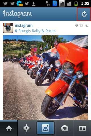 новости instagram