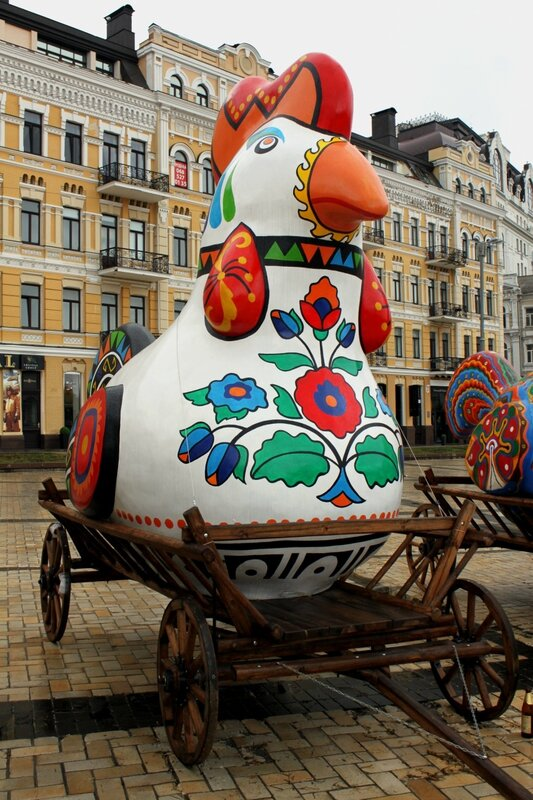 Диво-птах Тернополя