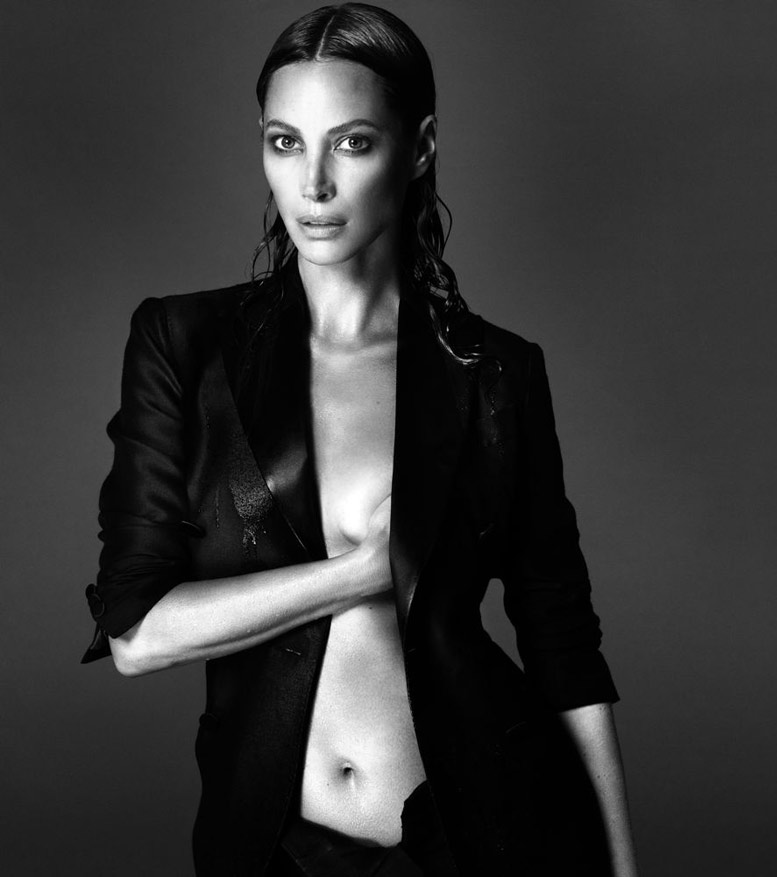 Кристи Тарлингтон / Christy Turlington - The Originals by Mert Alas & Marcus Piggott - Interview Magazine september 2013