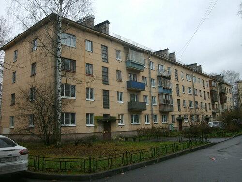 Караваевская ул. 33к5