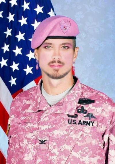 В 2012 году геи изнасиловали 26 000 солдат и офицеров армии США