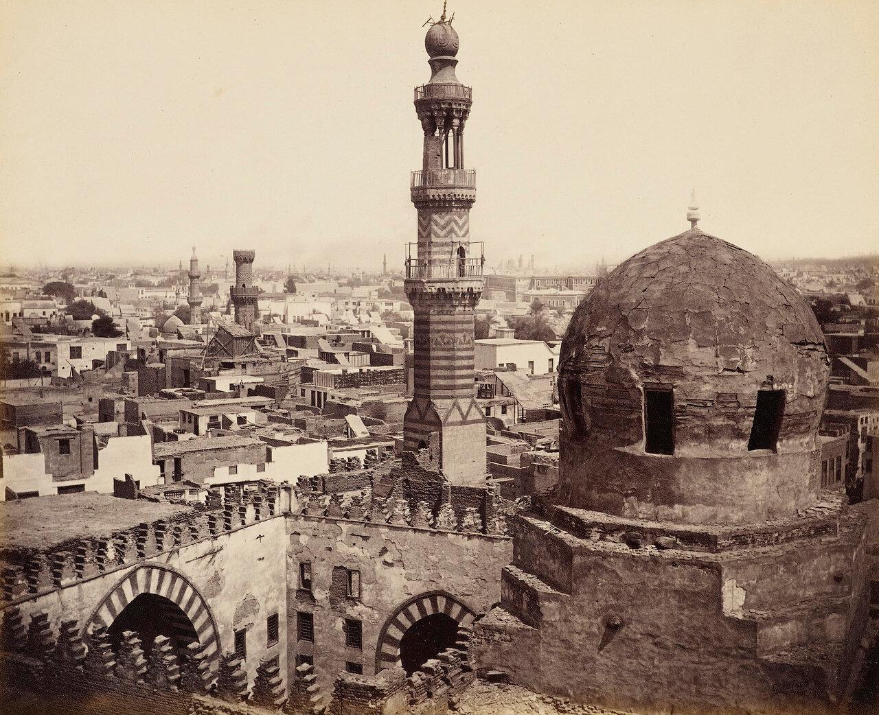 25 марта 1862. Медресе и мавзолей Амира Саргхатмиш