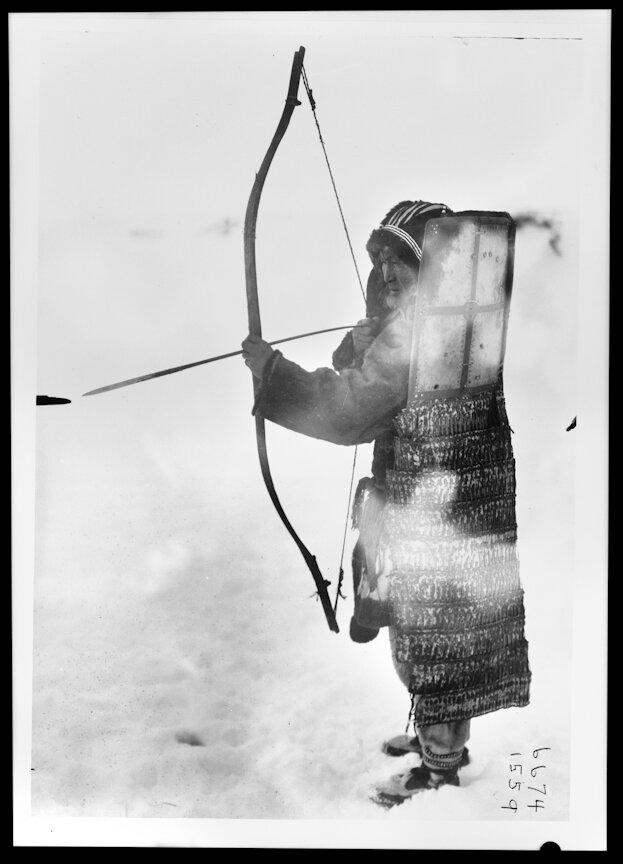Коряк в броне 1901