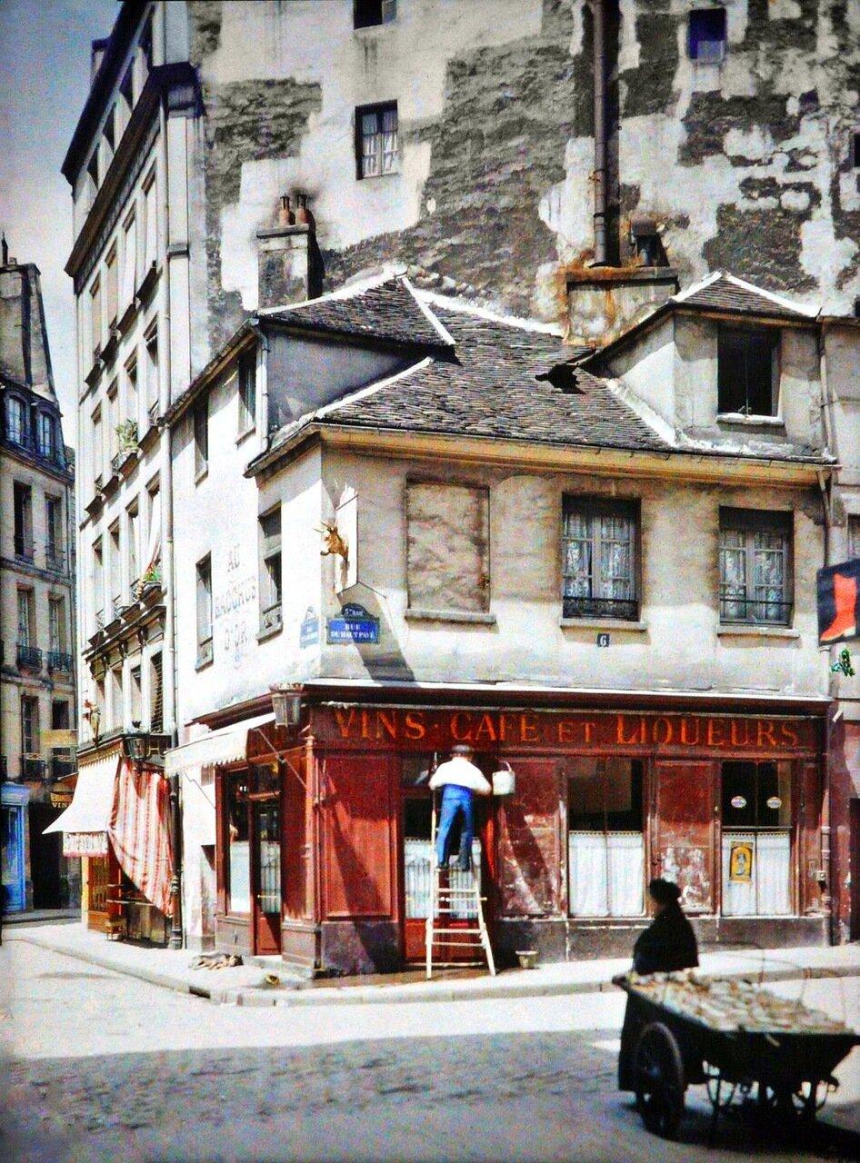 Улица du Haut Pavé