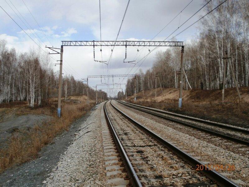 Перегон Пост 19 км - УАЗ (2)